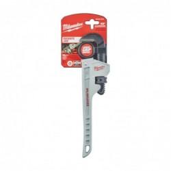 Cleste reglabil pentru tevi din otel si aluminiu, 250 mm,...
