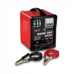 Redresor + Robot Pornire Auto Helvi RAPID 380, 12-24V