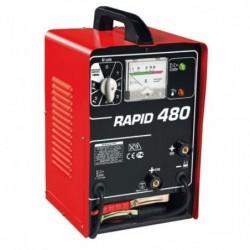 Redresor + Robot Pornire Auto Helvi Speedy 480, 12-24V