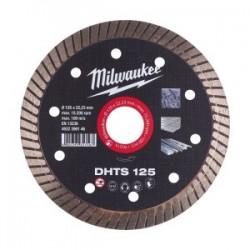 Disc diamantat DHTS, 125 mm, Milwaukee