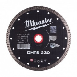 Disc diamantat DHTS, 230 mm, Milwaukee
