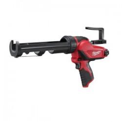 Pistol cu acumulator aplicare silicon Milwaukee M12...