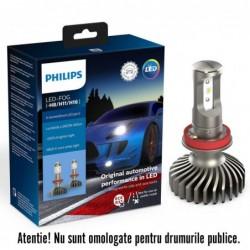 Leduri auto proiectoare Philips H8-H11-H16 Philips...